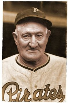 Honus Wagner during his 19 year stint as a coach for the Pittsburgh Pirates' coach. The Flying Dutchman served as a coach for the Pirates from 1933 to Pittsburgh Pirates Baseball, Baseball Star, Pittsburgh Sports, Baseball Uniforms, Baseball Jerseys, Baseball Cards, Mlb Players, Baseball Players, But Football