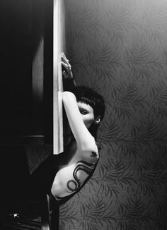 cafeinevitable:  Rooney MaraThe Girl with the Dragon Tattoo
