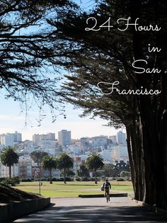 Travel Tips - 24 Hours in San Francisco, California, from This Is My Happiness travel blog |