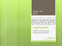 Agility4Life Pitch Deck