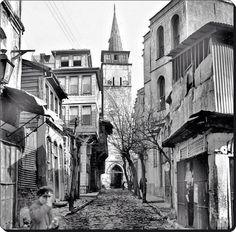 Arap Camii #Karaköy 1940lar #istanbul