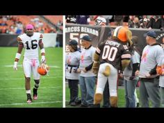 Join the American Cancer Society and the Cleveland Browns for the NFL's A Crucial Catch this October