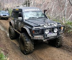 Y60 Best 4x4 Cars, Patrol Gr, Nissan Trucks, Nissan Patrol, 4x4 Off Road, Four Wheel Drive, Future Car, Toys For Boys, Cars And Motorcycles