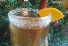 anglický zázvorový punč | recept, Foto: Jana Šrámčíková Lemonade Cocktail, Cocktails, Drinks, Mojito, Punch Bowls, Smoothie, Desserts, Christmas, Food