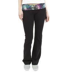 GIRLS GALAXY YOGA PANT $12 Blnts.com