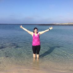 Missed the beach! Nothing better after a run #portfairy #peasoupbeach #beach #water #sand #love #destinationportfairy #holidays #xmas #december #run by rhiannasage http://ift.tt/1UokfWI