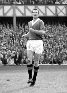 Ralph Brand of Rangers in 1965. Rangers Football, Rangers Fc, Glasgow, Alex Scott, Free Kick, Football Pictures, Europa League, To Reach, Home And Away