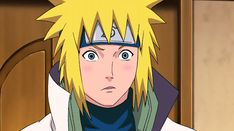 <3 Minato (blushing)