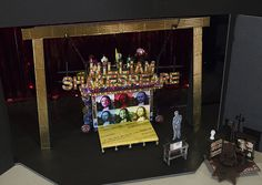 The Complete Works of William Shakespeare (Abridged): Set design by Ailsa Paterson. Complete Works Of Shakespeare, Shakespeare Festival, Festival 2016, William Shakespeare, Backdrops, It Works, Vines, Google Search, Backgrounds