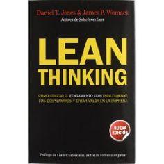 Lean Thinking: Cómo utilizar el pensamiento Lean para eliminar los despilfarros y crear valor - http://www.amazon.es/Lean-Thinking-utilizar-pensamiento-despilfarros/dp/8498750210/ref=wl_it_dp_o_pC_S_nC?ie=UTF8=I1S050R7GZ70OT=23RKZOPRGCUZL