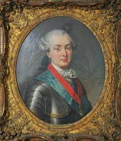 Louis Jean-Marie de Bourbon, 8ème. Duc de Penthièvre & Pair de France, Prince de Lamballe, Comte de Toulouse (1725-1793).