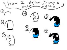 anime+step+by+step+drawing+eyes   ... how to draw a horse head front view step by step , instructions for