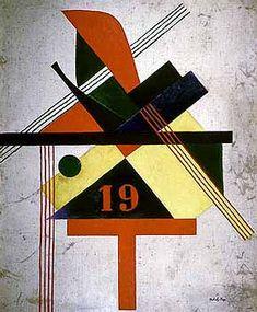 Constructivismo (arte) // Constructivism (Art) by László Moholy-Nagy