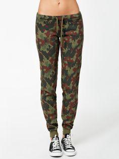 Pants Woman - Franklin   Marshall - camouflage sweetpants Camo Skinny  Jeans 2cf94ebc842