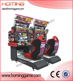 Midnighe Maximum Tune 3DX racing car game/hot sale game machine(sales@hominggame.com) http://www.hominggame.com/show_Product_en.asp?ID=122