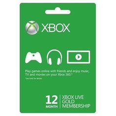 12-Month Xbox Live Gold Membership Subscription Card  $3.80 Rakuten Cash -- $37.99  FS at Rakuten #LavaHot http://www.lavahotdeals.com/us/cheap/12-month-xbox-live-gold-membership-subscription-card/125584