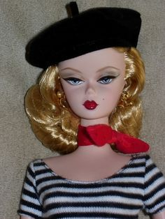 The Artist Barbie silkstone | Barbie Collector