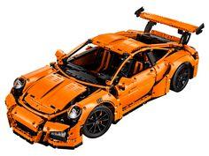 Bouw je eigen versie van de beroemde Porsche 911 GT3 RS!