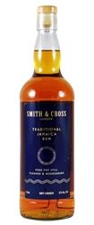 """Smith & Cross Rum is called """"Navy Strength"""" because it's bottled at 57% alcohol by volume, the traditional strength required by the British Royal Navy. At this proof, if the spirits spilled while in storage, it would not prevent the stored gunpowder from igniting when eventually used."""