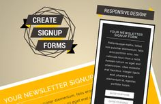 Newsletter Signup Form Below Content for Genesis  This simple tutorial will show you how to add your own custom newsletter signup form to Genesis!