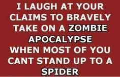 Funny pictures about The sad truth. Oh, and cool pics about The sad truth. Also, The sad truth. Trauma, Zombie Apocalypse Survival, Zombie Apocolypse, Funny Quotes, Funny Memes, Hilarious Jokes, Laugh At Yourself, Just For Laughs, Zombies