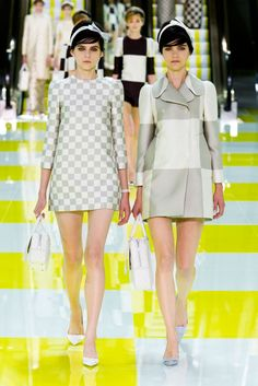 #fashion-ivabellini Louis Vuitton Spring 2013