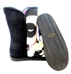 Shoes: Iron Fist Women's Misfits Fugly Textile Slouch Boots Buy New: £29.50 [UK & IRELAND]