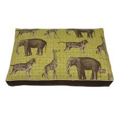 Safari Indoor/Outdoor Floor Pillow