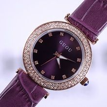 2015 New Design Women Rhinestone Watches Luxury Lady Quartz Dress Watch Genuine Leather Diamond Wristwatches GUOU 8112     Tag a friend who would love this!     FREE Shipping Worldwide     Get it here ---> http://jewelry-steals.com/products/2015-new-design-women-rhinestone-watches-luxury-lady-quartz-dress-watch-genuine-leather-diamond-wristwatches-guou-8112/    #hoop_earrings