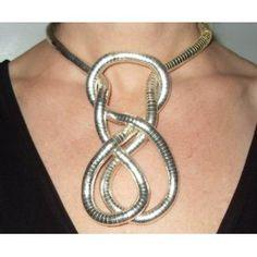 bendable snake jewelry