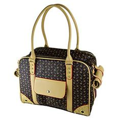 BETOP Pet Carrier Tote Around Town Pet Carrier Portable Dog Handbag Dog Purse for Outdoor Travel Walking Hiking * See this great product. (This is an affiliate link) Pet Dogs, Dogs And Puppies, Louis Vuitton Pattern, Designer Dog Carriers, Pets For Sale, Pet Sale, Dog Purse, Pet Carriers, Dog Design