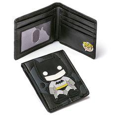 Funko Style Batman Bifold Wallet