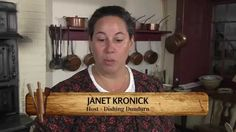 "Enjoy the first ever episode of ""Dishing Dundurn"", airing on Hamilton's Cable 14.  In this uniquely entertaining culinary history cooking show, host Janet Kronick, Historic Kitchen Coordinator at Hamilton's famous Dundurn Castle, demonstrates the beauty of simple cooking."