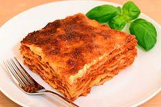 Lasagne Veggie Recipes, Pasta Recipes, Ragu Bolognese, Lasagna, Main Dishes, Food And Drink, Veggies, Low Carb, Favorite Recipes