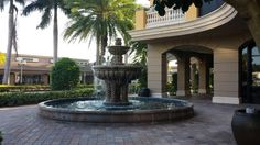 Another lovely streetscape in Downtown Boca.  @downtownboca