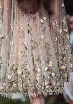 """vivalcli: """"Paolo Sebastian 'Once Upon a Dream' SS 2018 Haute Couture """" Pretty Outfits, Pretty Dresses, Beautiful Dresses, Couture Fashion, Runway Fashion, Woman Fashion, Fashion Photo, Fashion Fashion, Paolo Sebastian"""