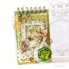 Lovely mini book by Tomoko Takahashi