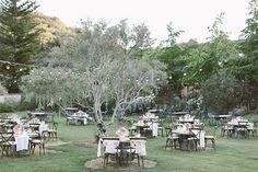 Malibu ranch wedding | Photo by Brandon Kidd | Read more - http://www.100layercake.com/blog/?p=78718