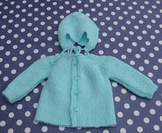 Skapa och Inreda: Tre små stickade koftor Baby Knitting Patterns, Sewing, Children, Crochet, Sweaters, Babies, Knits, Fashion, Tejidos