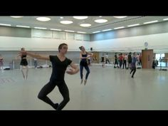 ▶ Inside the Bolshoi Ballet's daily class