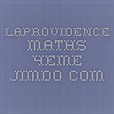 laprovidence-maths-4eme.jimdo.com