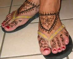 henné henna tattoo