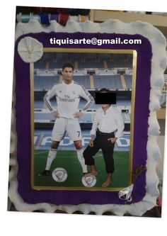 TiquisArte: Primera comunión Real Madrid, Baseball Cards, Sports, First Holy Communion, Hs Sports, Excercise, Sport, Exercise