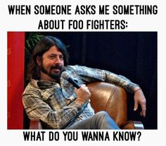 I've never connected with a pin so much in my life. Ha, that face! Dank Pictures, Star Pictures, Star Pics, Foo Fighters Nirvana, Foo Fighters Dave Grohl, Great Bands, Cool Bands, There Goes My Hero, Guitar Lessons For Beginners