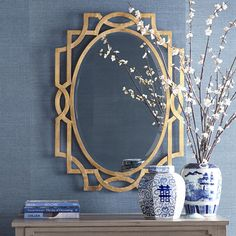 Mirror, Mirror on the Wall – Gold