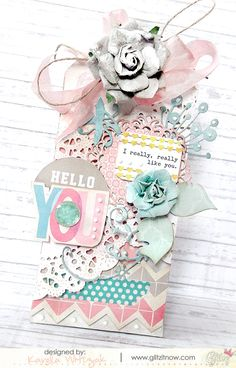 Karola Witczak: Glitz Design May Blog Hop!