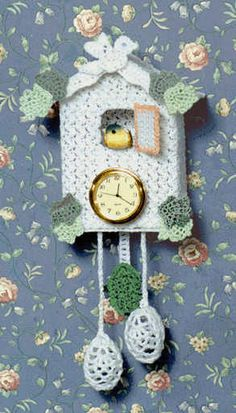 Timeless Treasures Cuckoo Clock  $4.25 for pattern