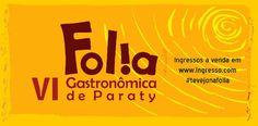 Já comprou seus ingressos para as aulas da Folia Gastronômica de Paraty? Garanta agora mesmo no site ingresso.com INGRESSOS A VENDA!  http://www.ingresso.com/rio-de-janeiro/home/eventos  #FoliaGastronômica #gastronomia #culinária #folia #cultura #turismo #Paraty #PousadaDoCareca