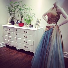 The #ctcwest design team is on fire right now! SO proud of our upcoming collection!! #formalwear #lehenga #bridalwear