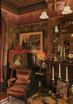 Imágenes Victorianas: Habitación